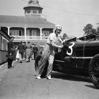 Brooklands, and the Amazing Women Racing Drivers of the 1930s