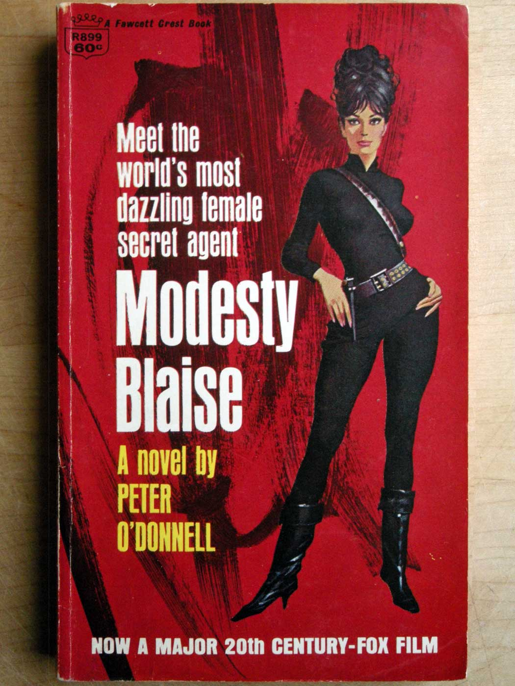 Modesty Blaise novel