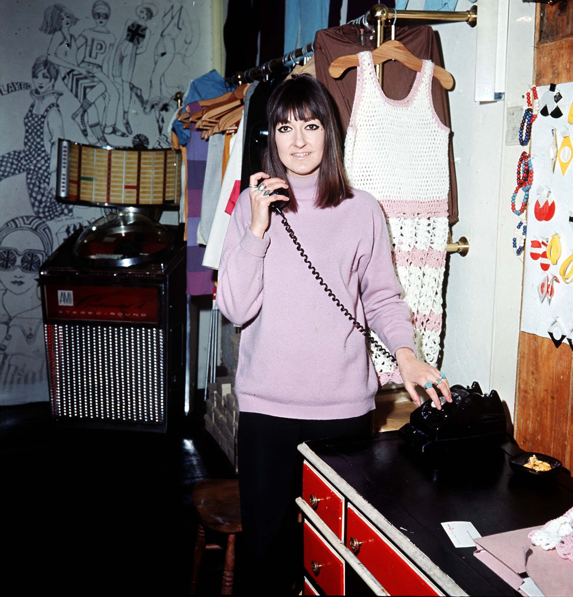 SWINGING LONDON : 1966