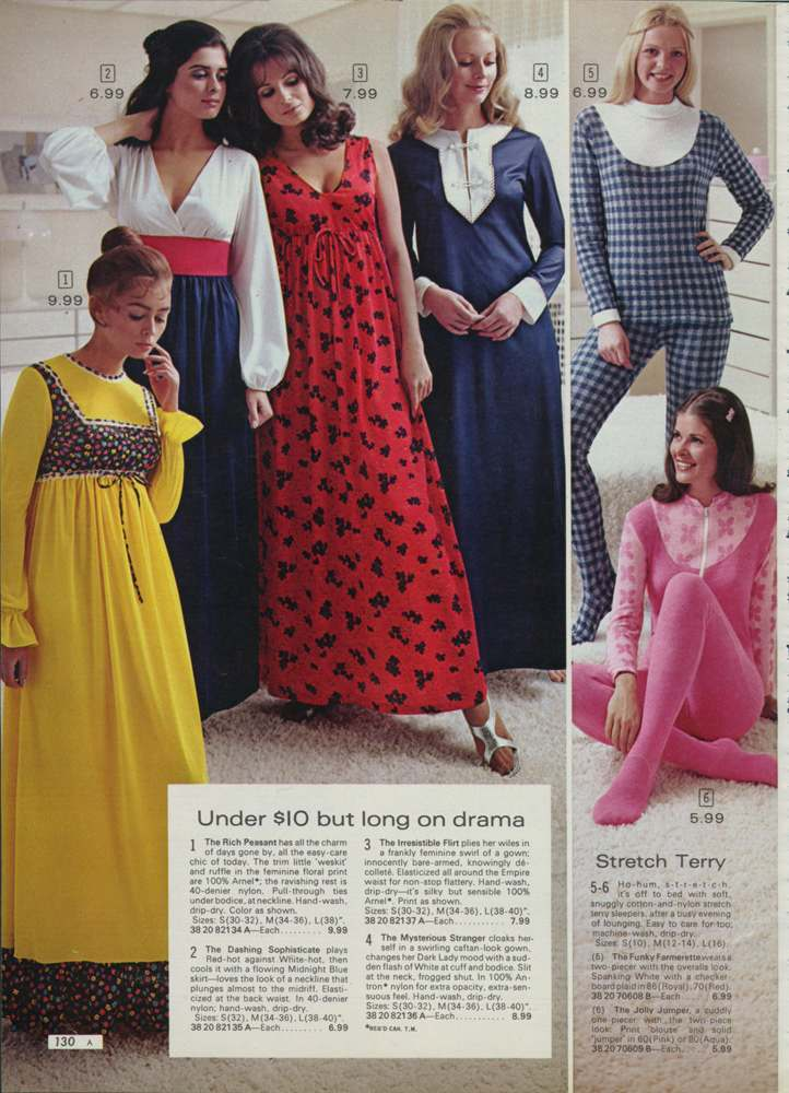 70s Fashion  Clothes worn in the 70s