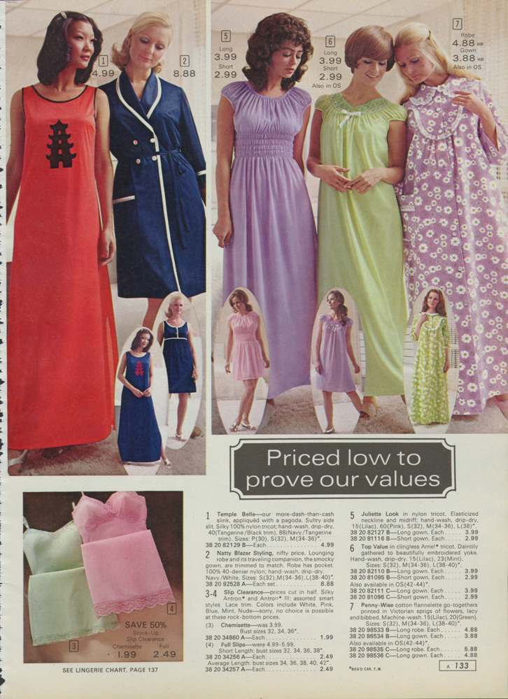 Sears Fashions Vintage Women S Dresses Canada