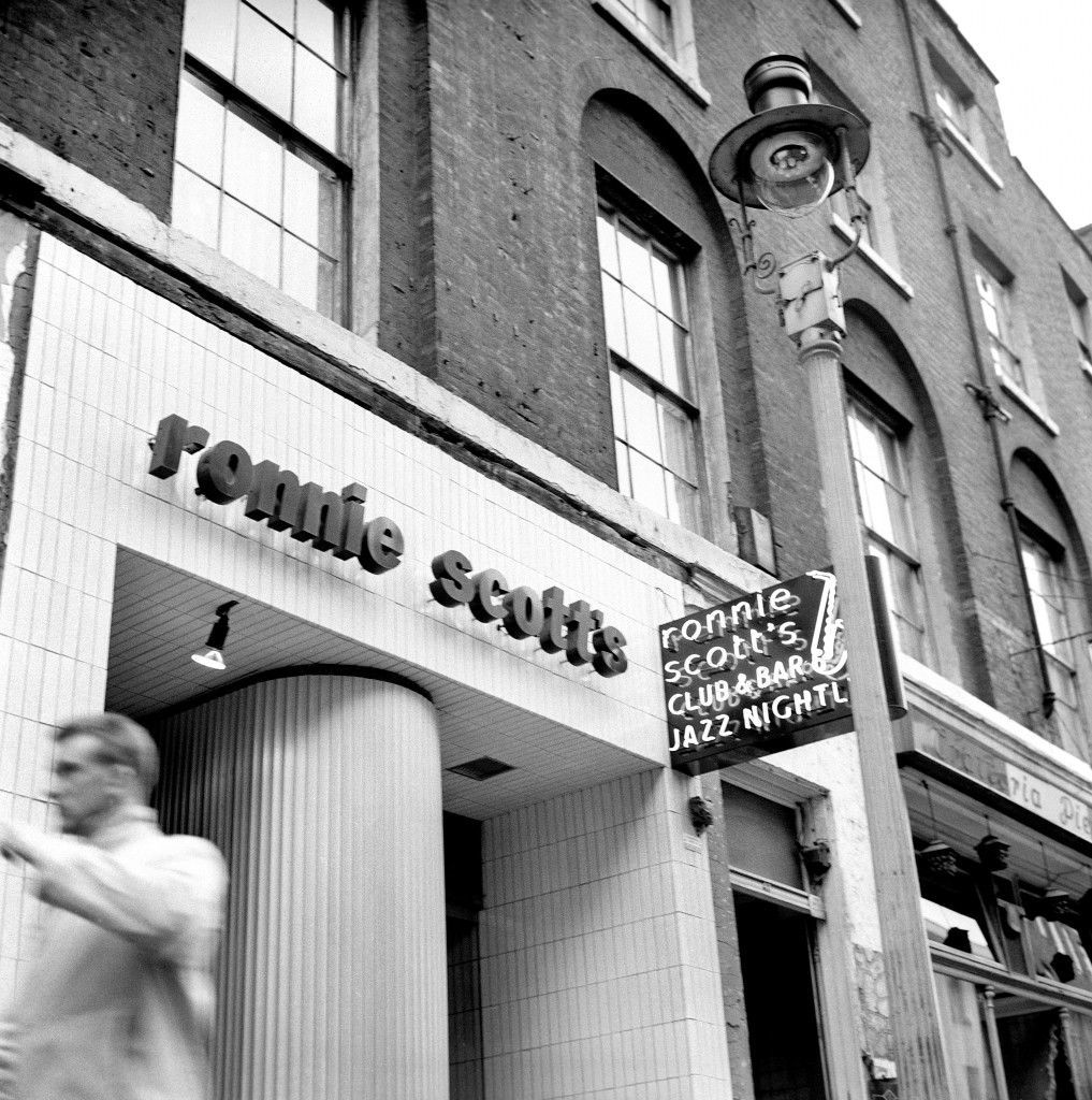Ronnie Scotts Soho 1966
