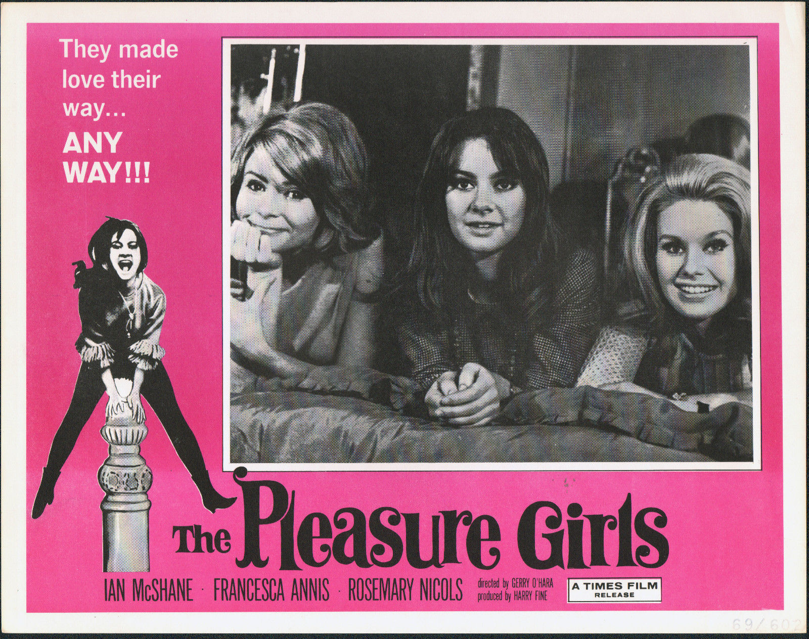 The Pleasure Girls Lobby Card