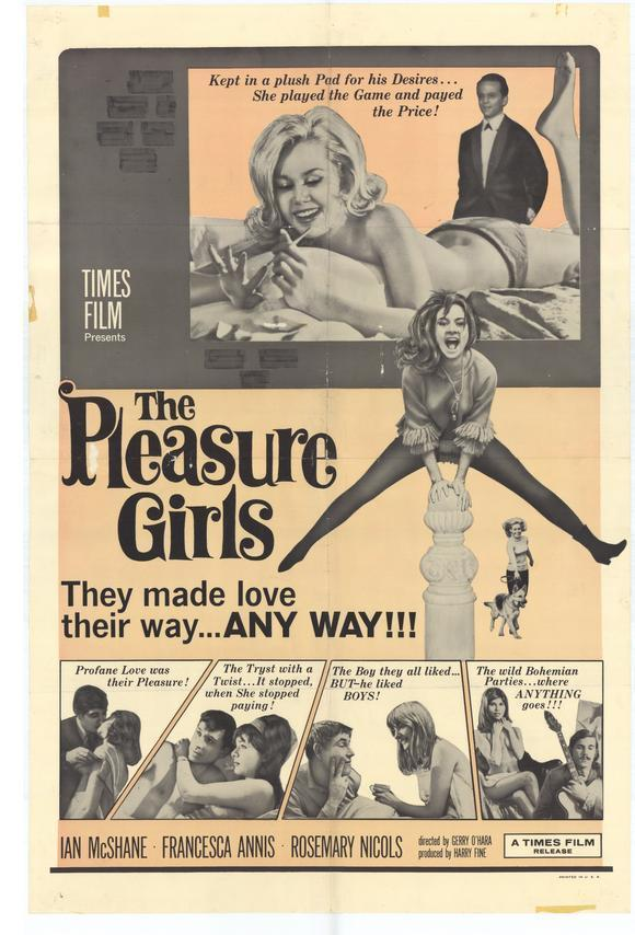 The Pleasure Girls poster