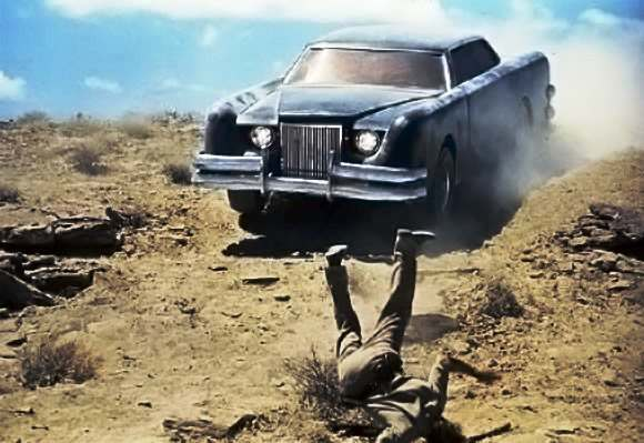 Road Rage: The 5 Most Evil Vehicles in Movie History - Flashbak