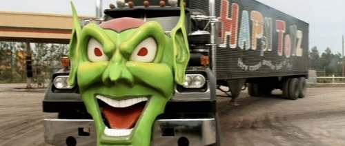 Road Rage The 5 Most Evil Vehicles In Movie History