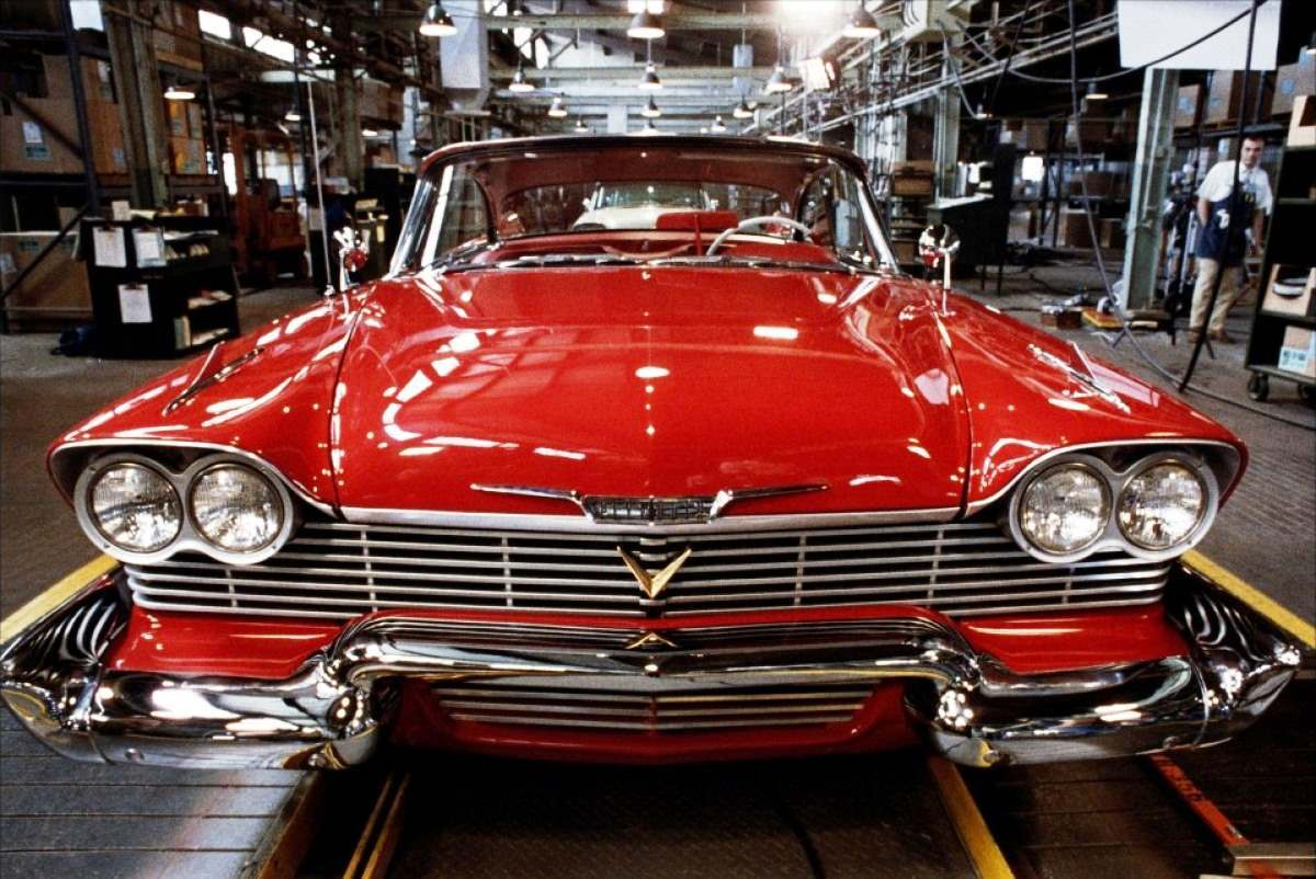 evil vehicles christine 1983 cars film history road most rage car6 vehicle plymouth cast films carro famous flashbak fury voiture