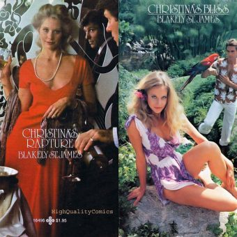 Classic Sleazy Reads: The Christina Books