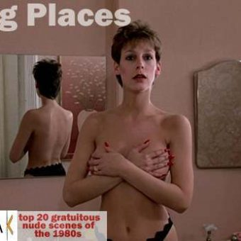The Top 20 Gratuitous Nude Scenes Of The 1980s