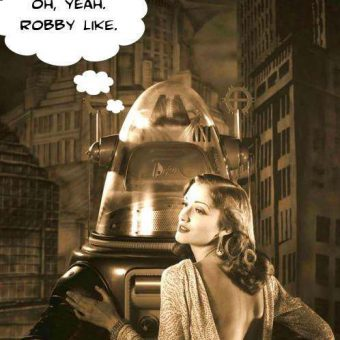 Robby the Robot: The Camera Whore Who Took Hollywood