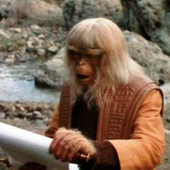 Fonts of Simian Kindness? The 5 Most Historically Significant Apes in the Planet of the Apes Saga