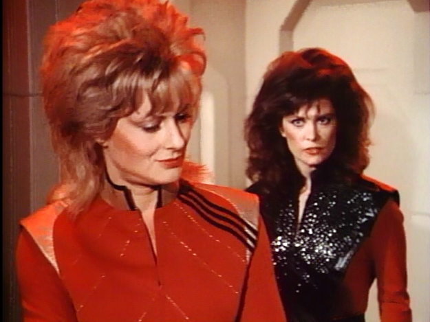 Peel You A Goldfish? Diana and Lydia's 5 Most Outrageous Moments on V: The  Series (1984 – 1985) - Flashbak
