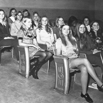 Mini Skirt Monday #4: The Trials and Hardships of the Male School Teacher