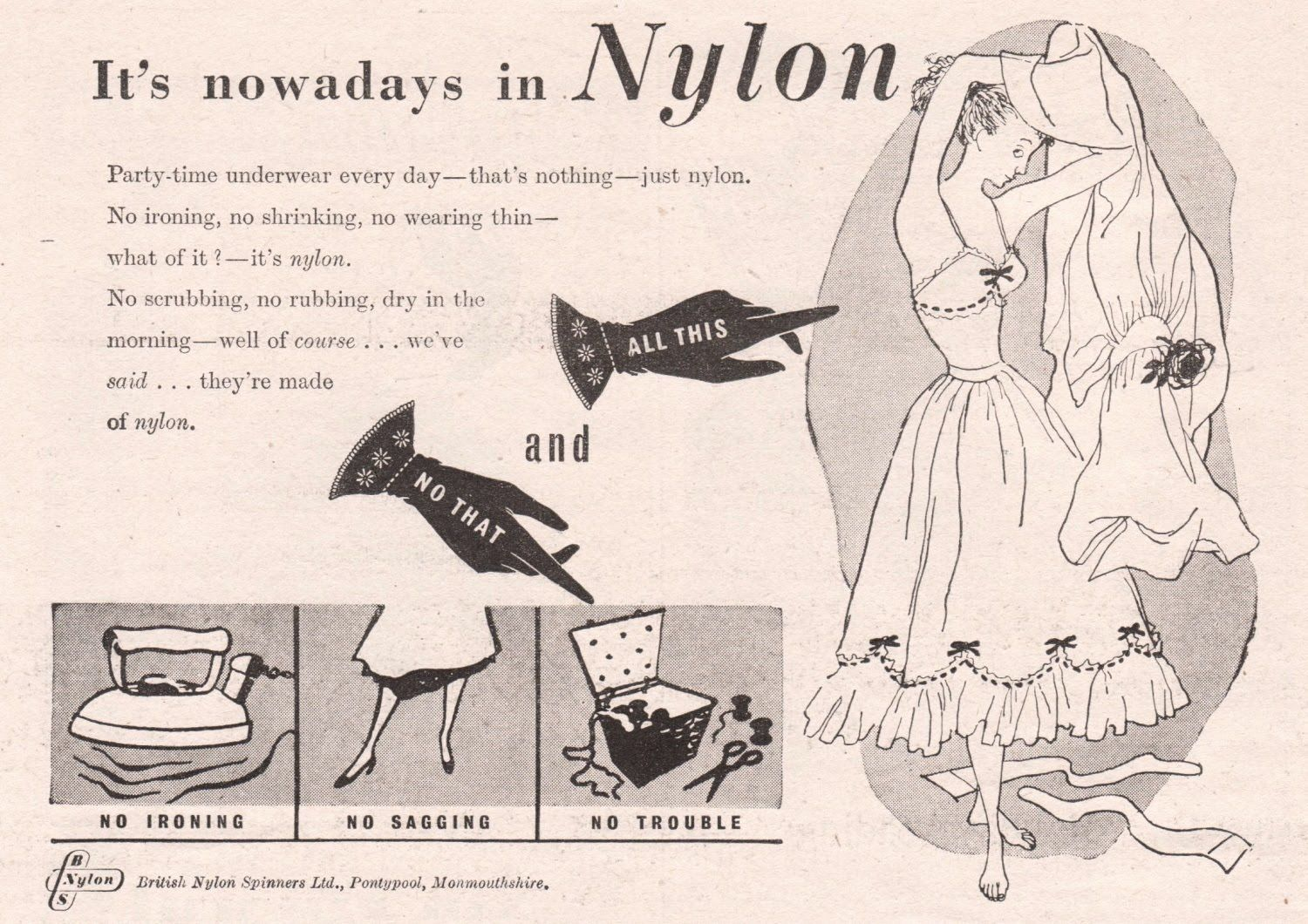 Bri Nylon And The Tragic Story Of Nylon S Inventor Wallace