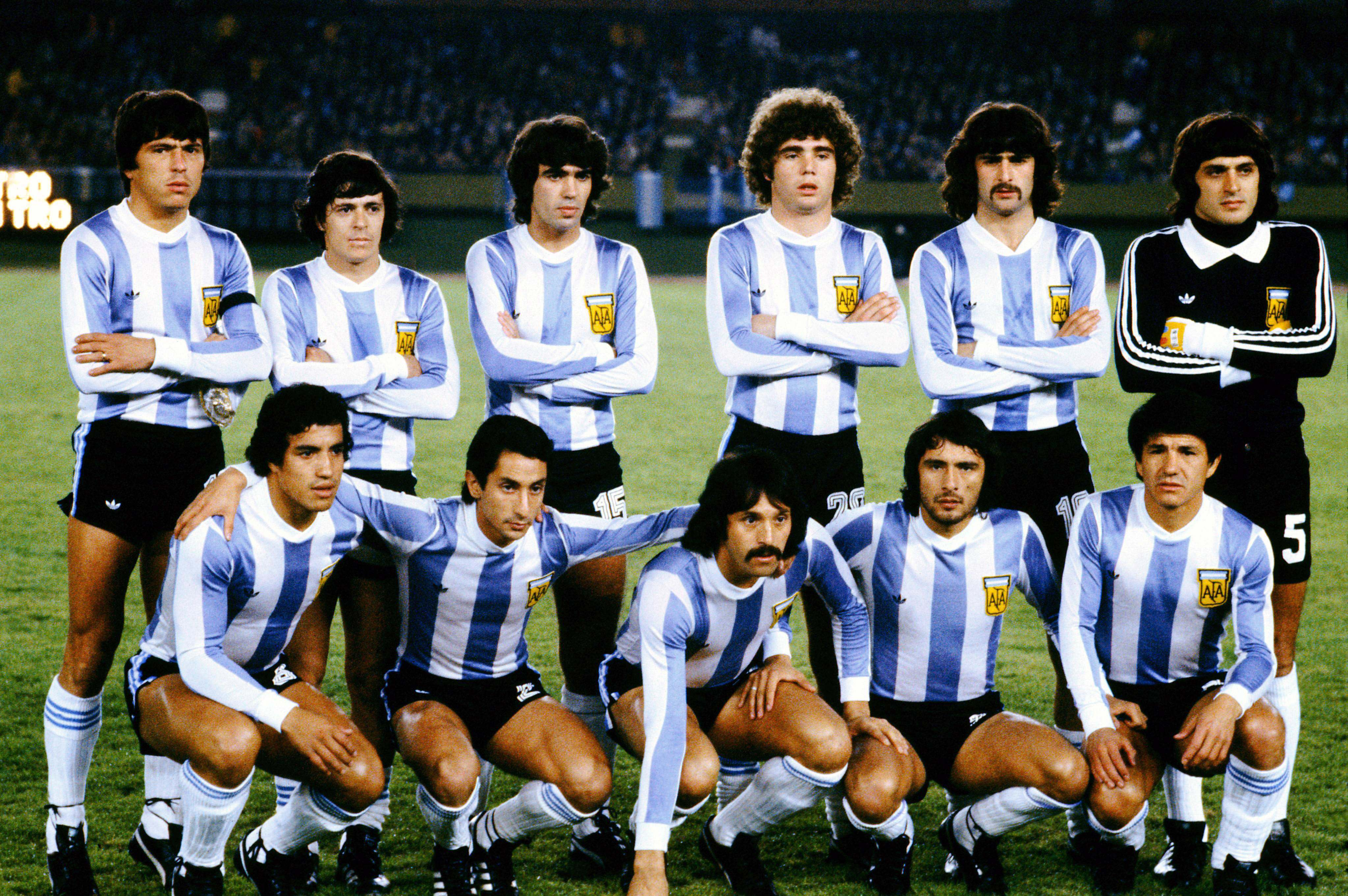 In 1978 Tottenham Hotspur Signed Argentinian World Cup Winners
