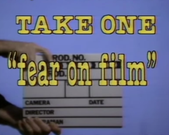 A 1982 About Fear On Film With John Landis, David Cronenberg, and John Carpenter