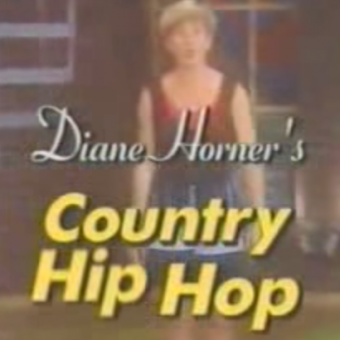 Diane Horner's Country Hip Hop Dancing (1994)