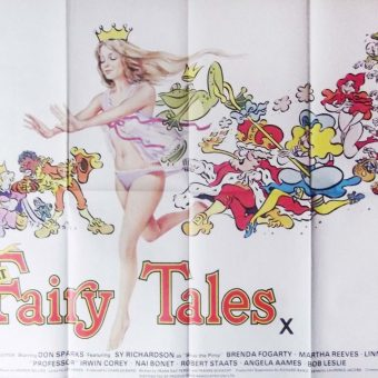 Grimm Times: 1970s Fairy Tale Sex Movie Posters