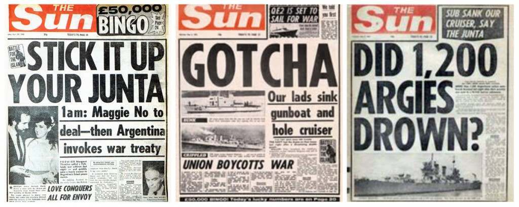 The Sun tabloid was 'the voice of a nation'