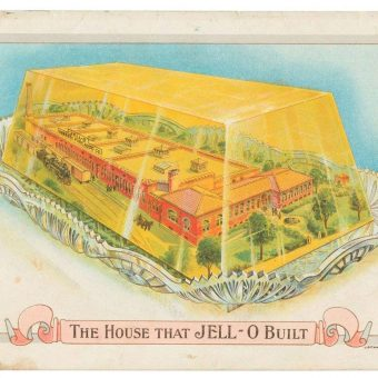 'The House That Jell-O Built' In California, 1934
