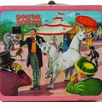 1970s Lunchboxes of Schoolyard Shame (Part 1)