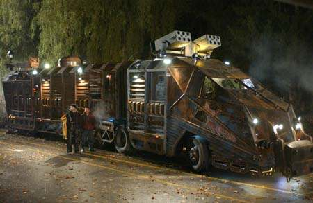 Black Ops Truck >> The 5 Most Awesome Rides of the Post-Apocalyptic Future - Flashbak