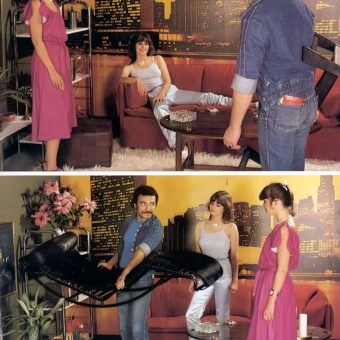 Shag Carpet and the Sleazy Seventies
