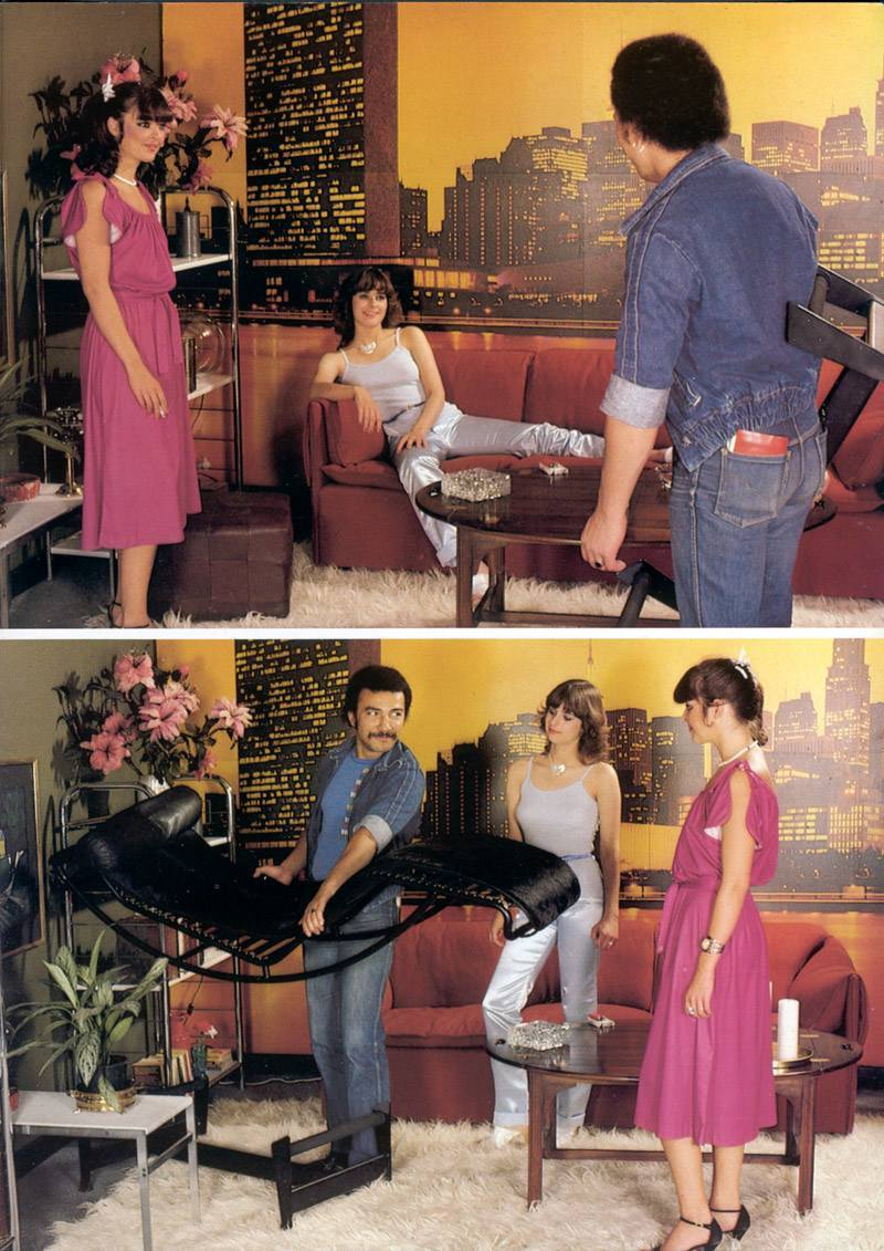 Shag Carpet And The Sleazy Seventies Flashbak