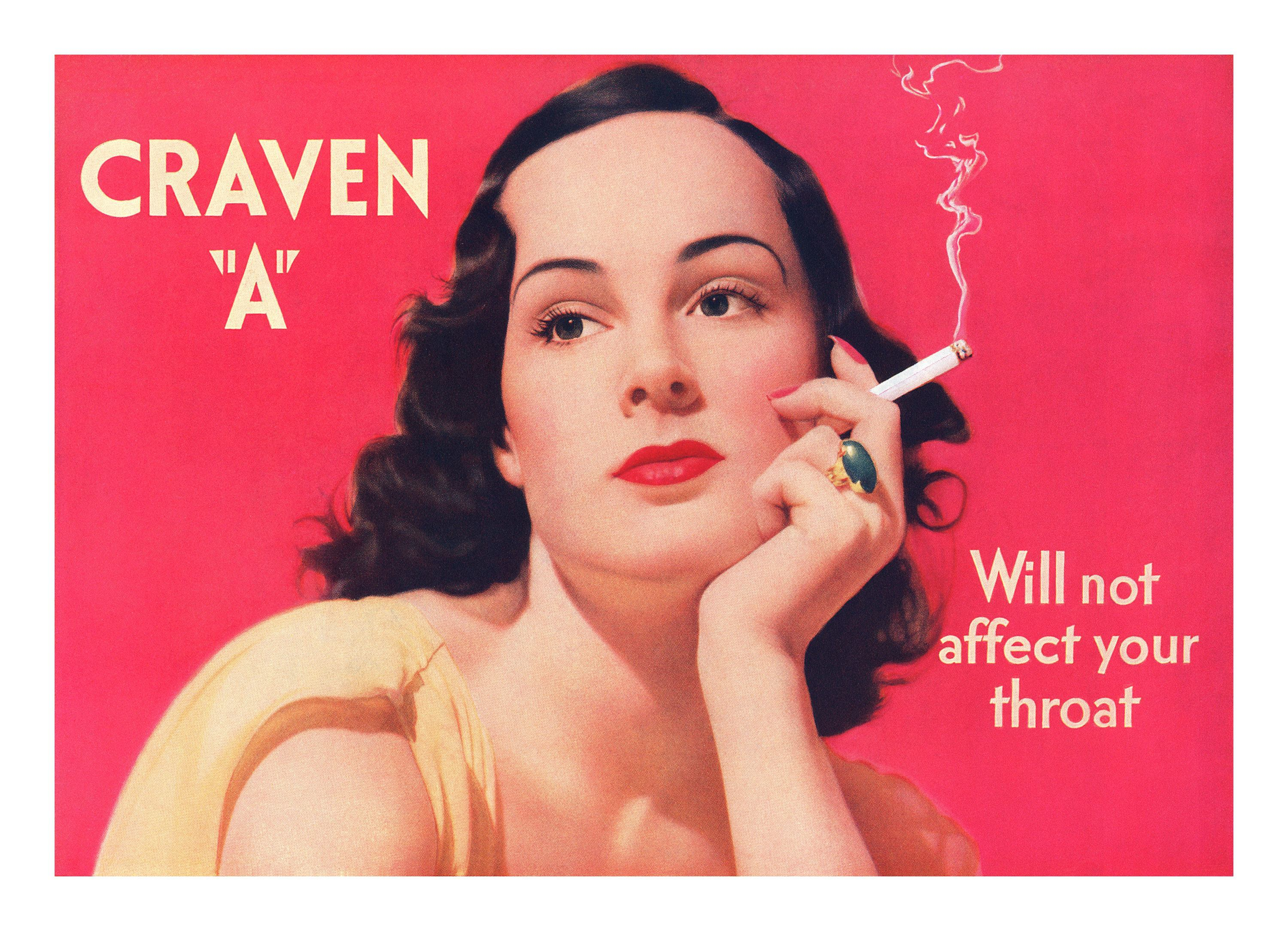 Image result for craven a cigarettes doctor