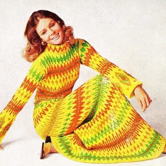 A 1970s Yarn-alanche of DIY Threads