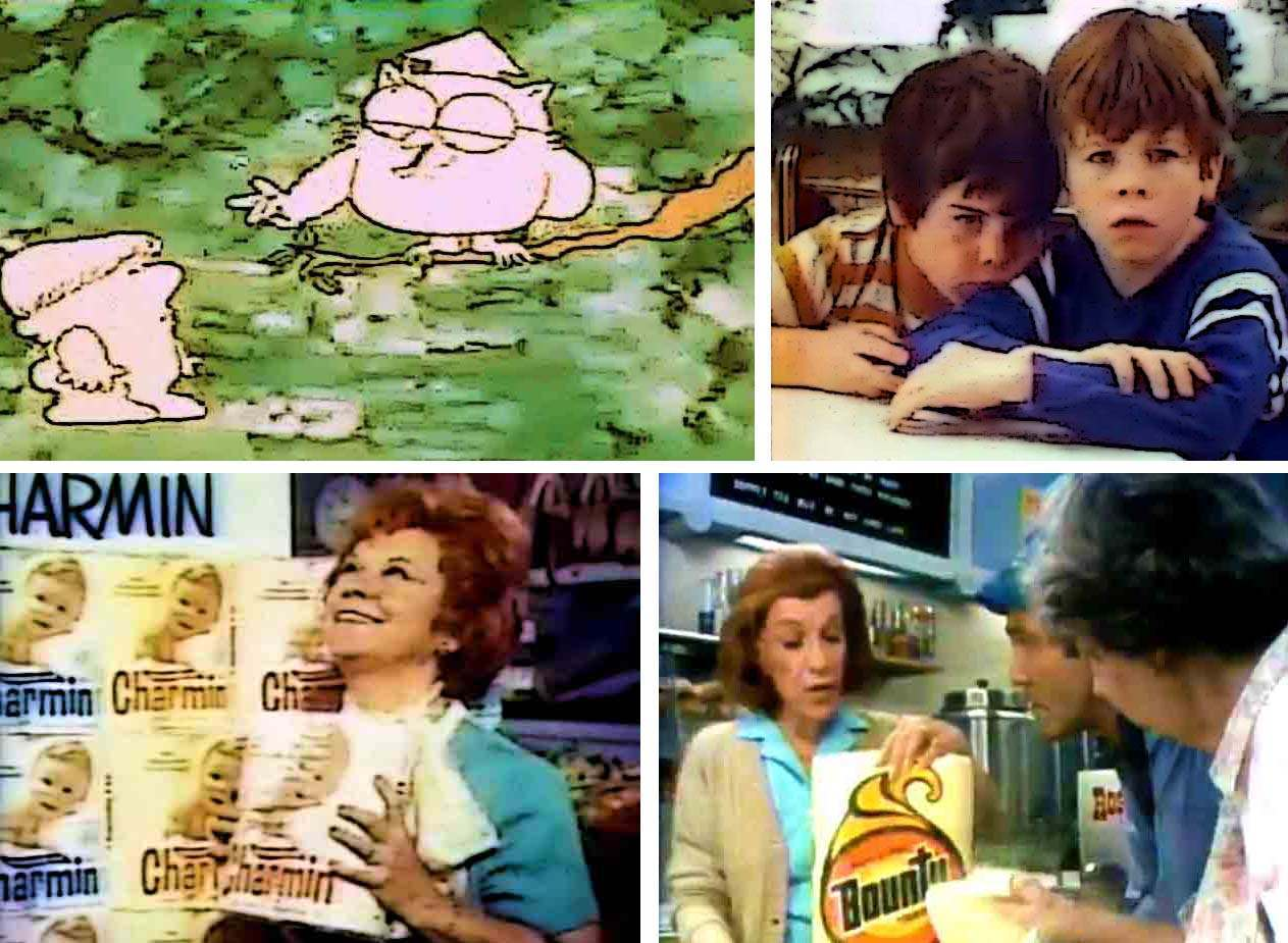 70s commercials