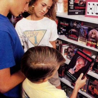 5 Video Store Memories of the 1980s