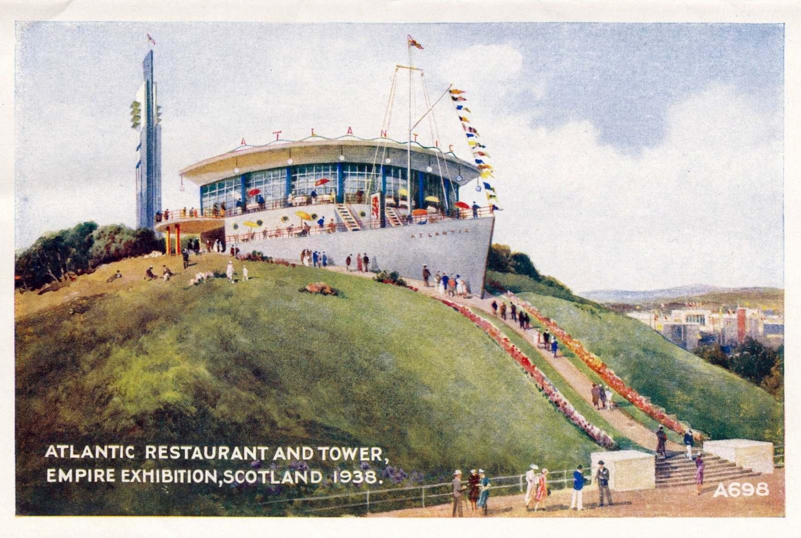Atlantic Restaurant and Tower