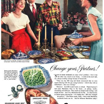 The Batchelors Foods 'Soup-Opera' ads from the 1950s