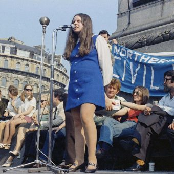 100 years of Protesting at Trafalgar Square   (Part 3)