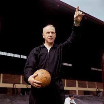 "The Life of William ""Bill"" Shankly in Pictures"