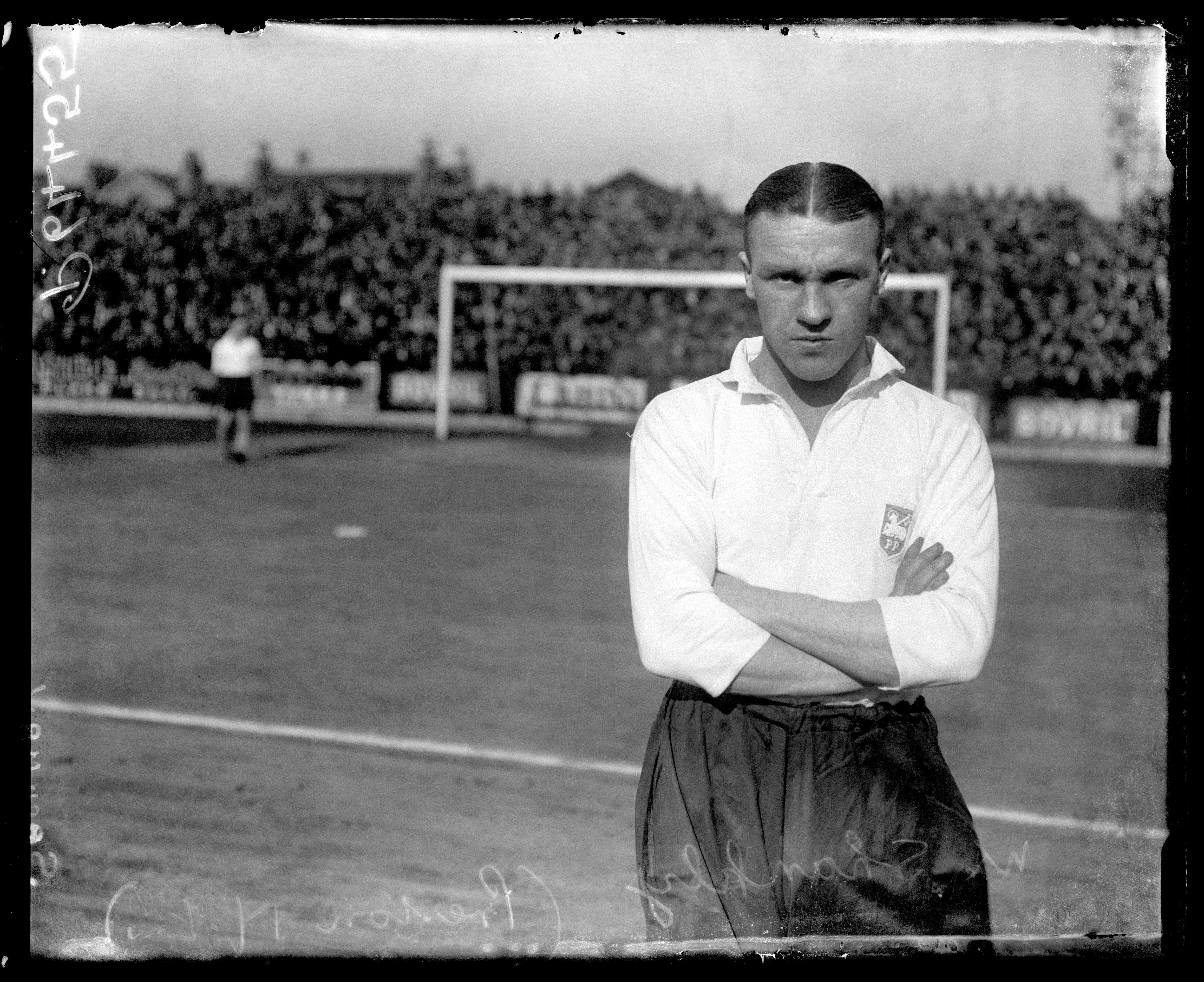 Bill Shankly, Preston North End in 1937.
