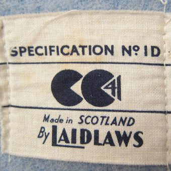 The CC41 'Pac-Man' Utility Label in Wartime Britain.