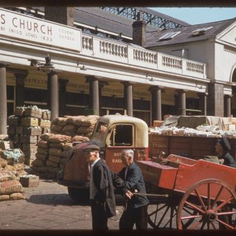 The Story of How Covent Garden was Nearly Razed to the Ground