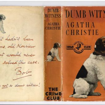 Ten great Agatha Christie Covers