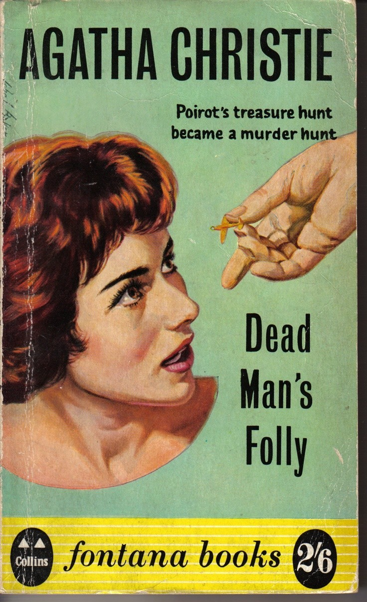 Dead Man's Folly first published in the UK in 1956.