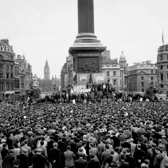 100 years of Protesting at Trafalgar Square   (Part 2)