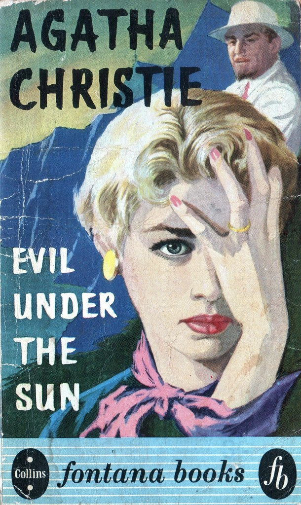 Evil Under the Sun, an Hercule Poirot mystery and originally published in 1941.