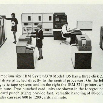 Paleotechnology: How a Computer System Works (A 1975 Book)