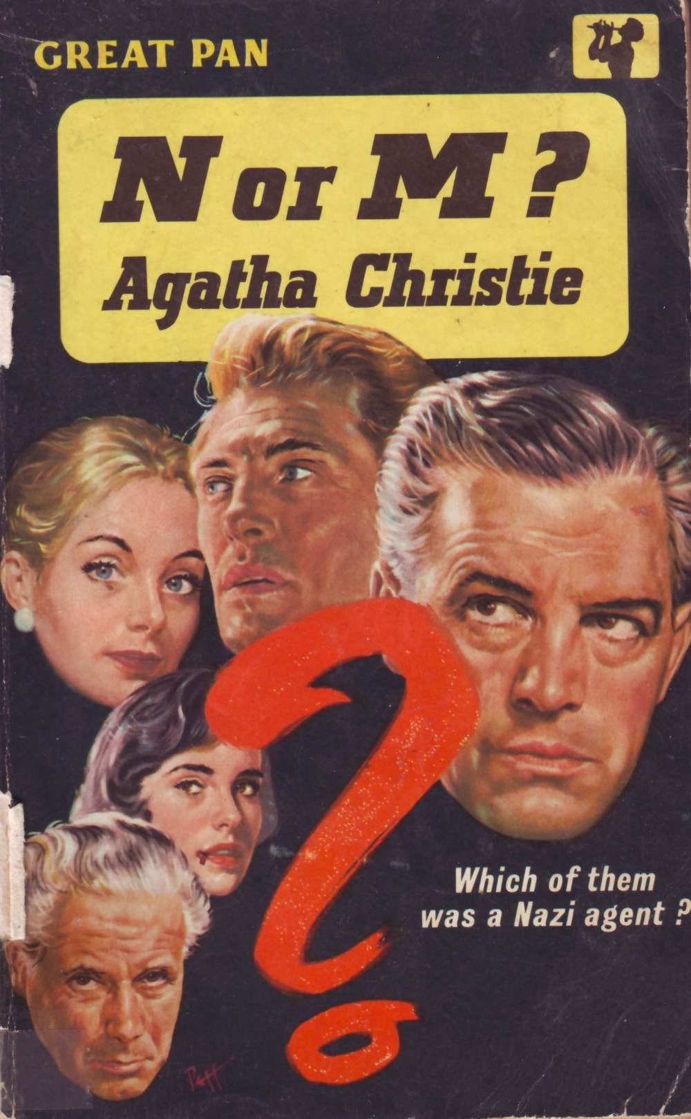 N or M? was first published in 1941 with the Pan edition in 1959.