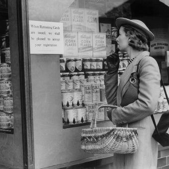The Rationing Years in Britain 1939 – 1954