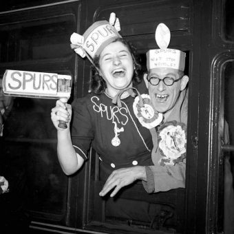 Faces In The Crowds: The 1948 FA Cup