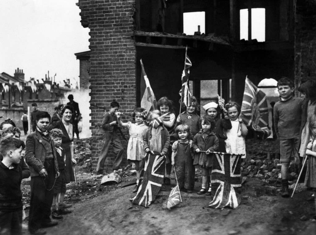 World War Two was a massive upheaval, not just for the UK but for the whole of the Commonwealth, and, indeed, the whole of the world. It was to forever change the face of this country. Its effects are still being felt in the UK to this day. These children are now drawing their pensions and were the generation that helped rebuild the country after the terrible devastation of the Blitz .