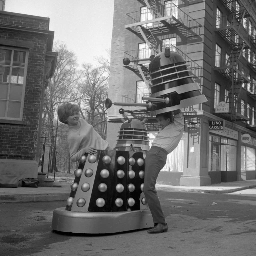 Film - Dr Who and the Daleks - Shepperton
