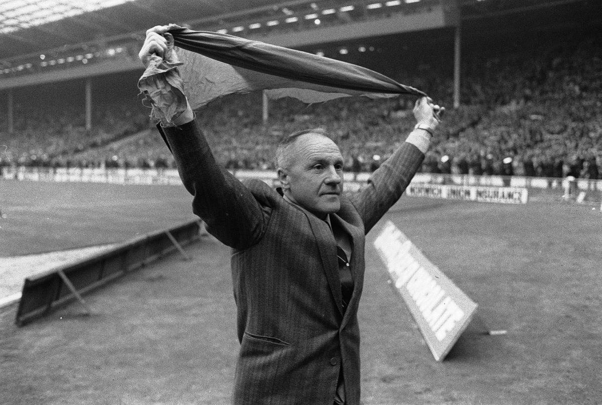 Shankly Wembley